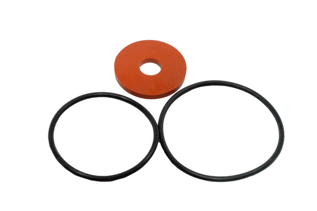 "4A SERIES 2"" DC/RP CHECK RUBBER. RUBBER FOR ONLY ONE CHECK - EITHER #1 OR #2 PART# 4A00801"