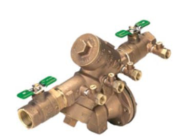 "Wilkins 1 1/2"" 975XL2 Backflow Assembly"