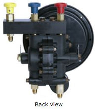 Mid-West 845-3 Backflow Test Kit Rear