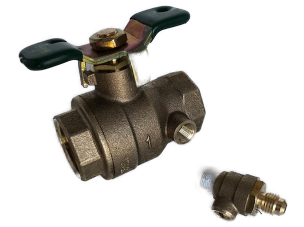 0792514 WATTS INLET BALL VALVE 1""