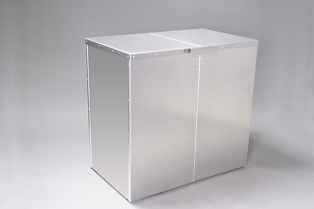 Strong Box Aluminum High Profile Enclosures