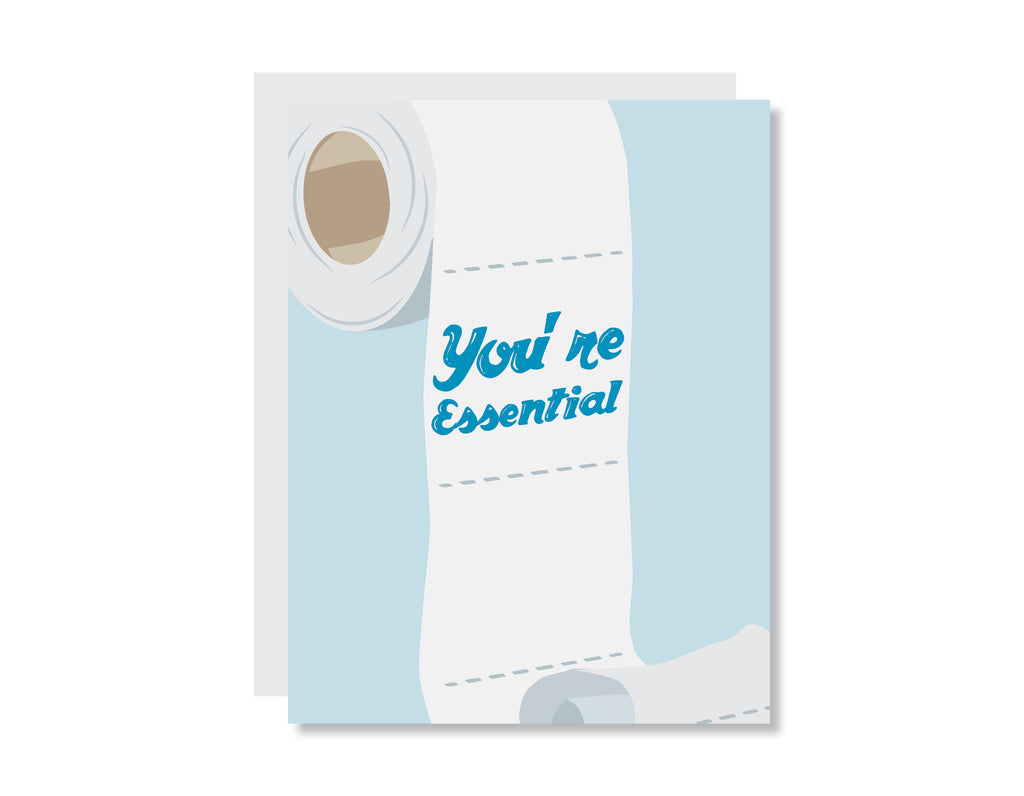 You're Essential Greeting Card - CARD232