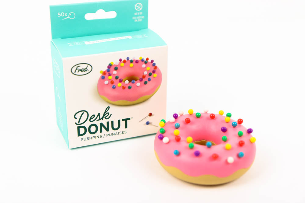 Desk Donut Pushpins