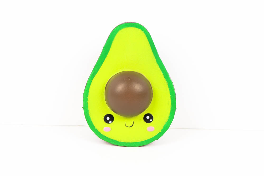 Large Squishy - Avocado