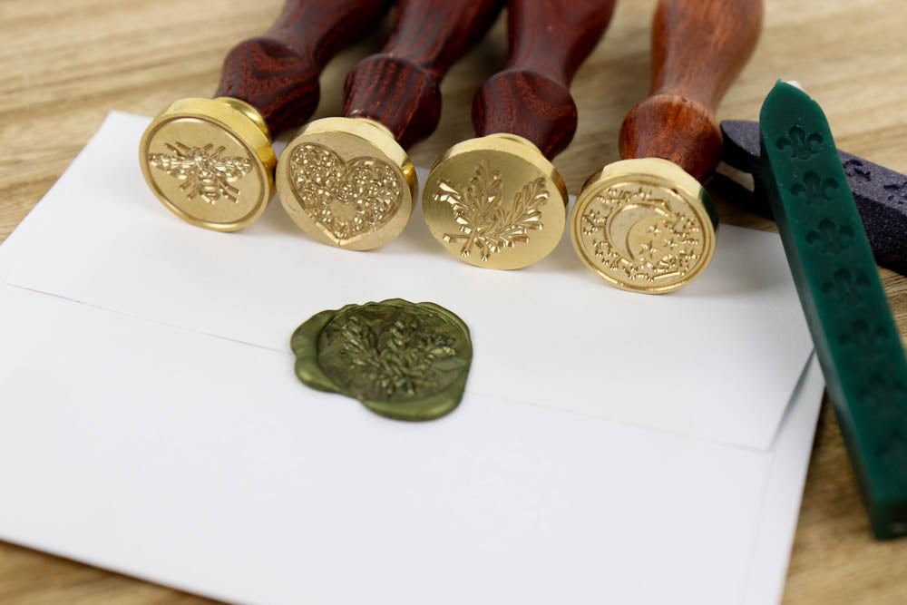Wax Stamp - 12 Varieties