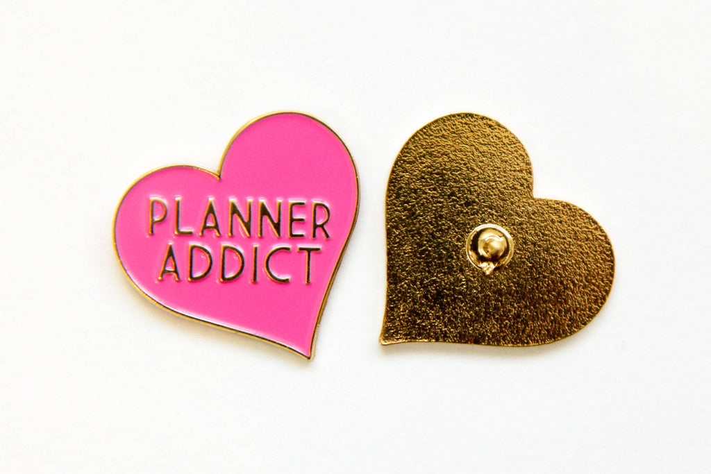 Planner Addict Enamel Pin - Oh, Hello Stationery Co.   - 2