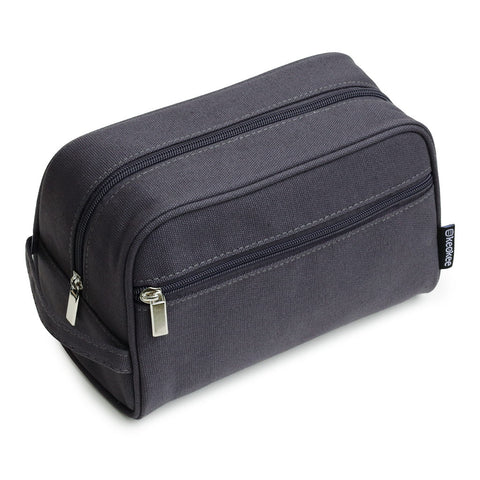 Canvas Travel Toiletry Bag for Men - Keokee Travel Gear