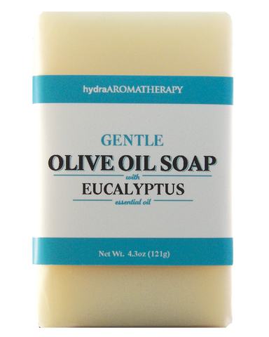 Eucalyptus Olive Oil Soap
