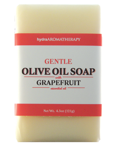 Grapefruit Olive Oil Soap