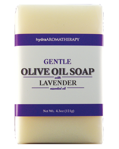Lavender Olive Oil Soap