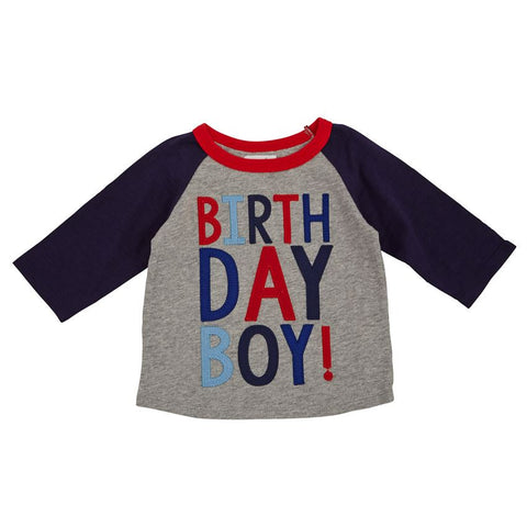 Birthday Boy T-Shirt & Cape Set