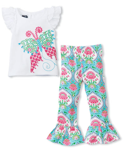 Butterfly Tunic & Legging
