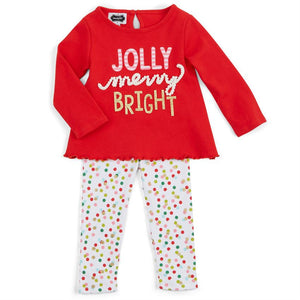 Jolly Tunic & Leggings Set