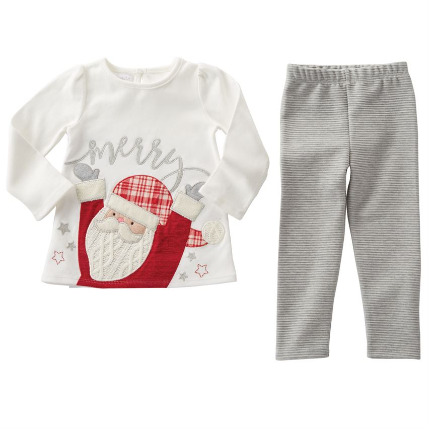 Santa Tunic & Legging Set