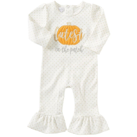 Cutest Pumpkin One-Piece Infant Kit