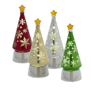 Lighted LED Tree Mini Shimmer