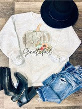 Grateful Pumpkin Sweatshirt