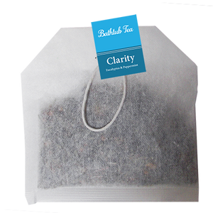 Clarity Bathtub Tea
