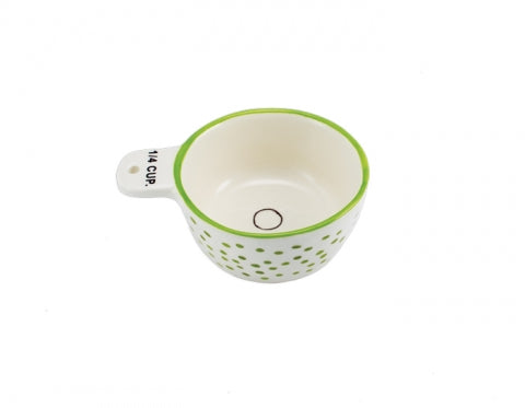 "Rae Dun ""Measure Twice"" Measuring Cup"