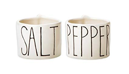 Rae Dunn Salt and Pepper Cellars