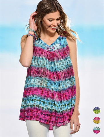 Bright Colors Swing Tank