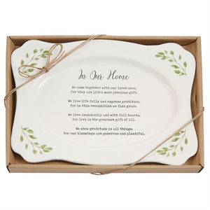 Gather Boxed Platter