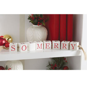 Multi-Holiday Sentiment Block Display