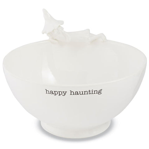 Witch Serving Bowl