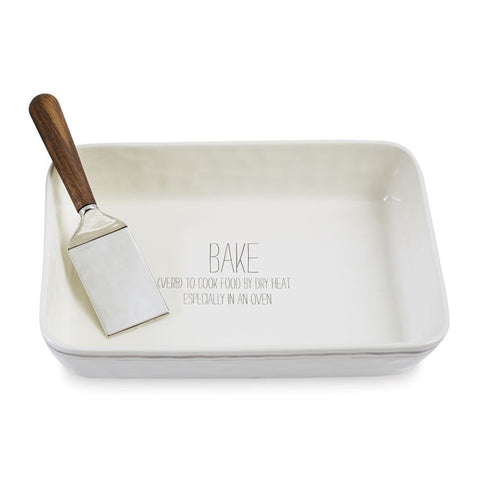 Bake Definition Dish Set