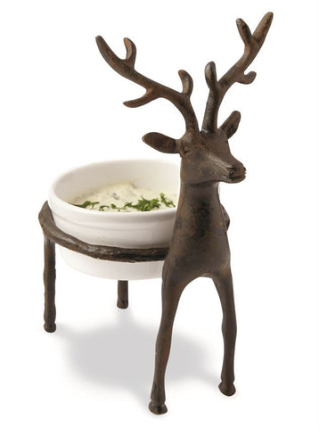 Deer Mini Dip Cup Set