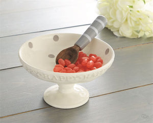Happy Candy Dish Set