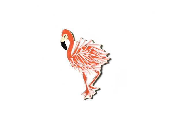 Happy Everything Flamingo Mini Attachment