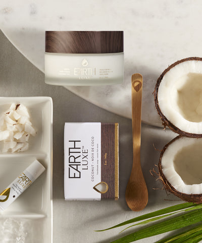 Earth Luxe Coconut Soap