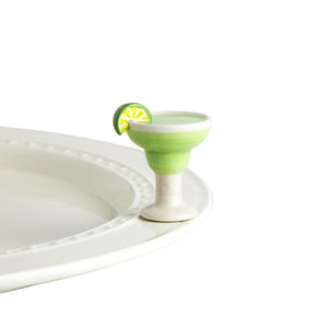 Nora Fleming Mini: Lime & Salt, Please!
