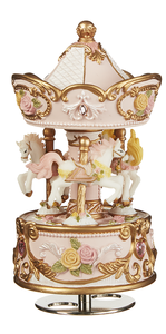 Cute Carousel Musical Wind-Up