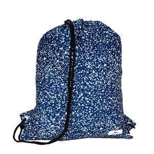 Old School Betty Drawstring Backpack