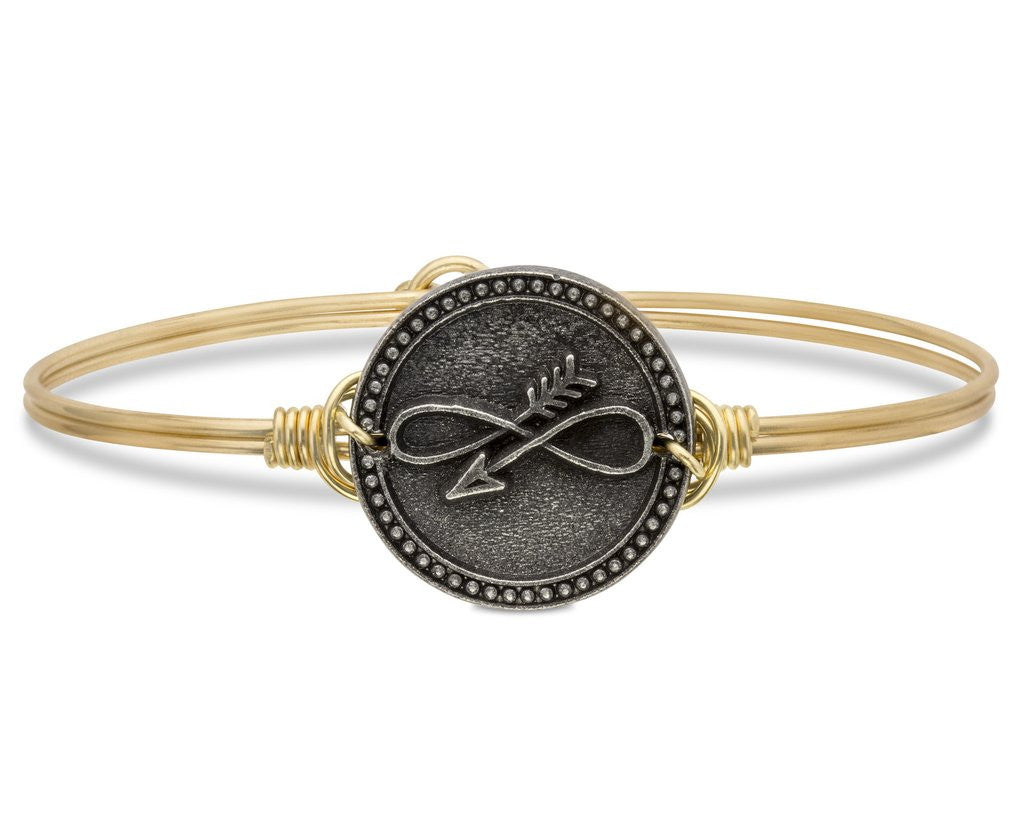 Luca + Danni Embrace the Journey Bangle Bracelet
