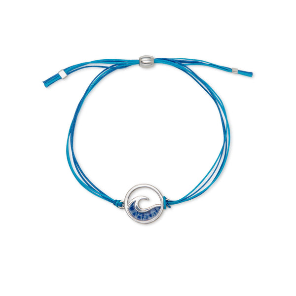Luca + Danni Wave Adjustable Cord Bracelet