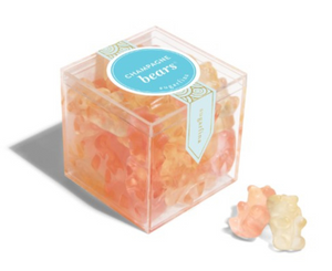 Champagne Bears® - Small Candy Cube®