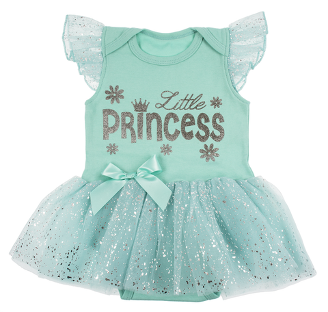 Diaper Shirt Tutu - Little Princess