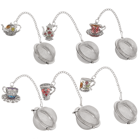 Charming Tea Infusers