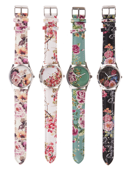 Watches - Floral