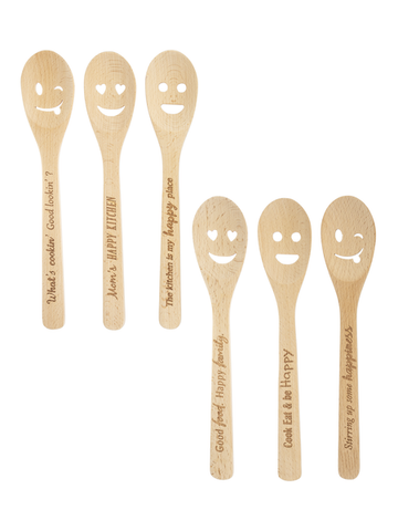 Happy Spoons