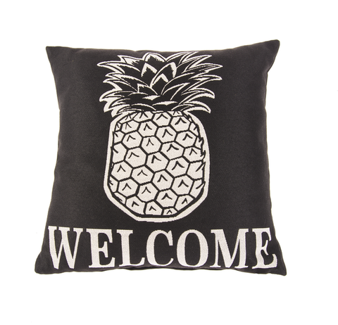 Welcome Pineapple Pillow