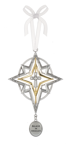 3D Ornament - Believe in miracles