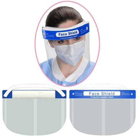 PPE FDA Approved Face Shield