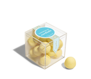 Limoncello Cordials - Small Candy Cube