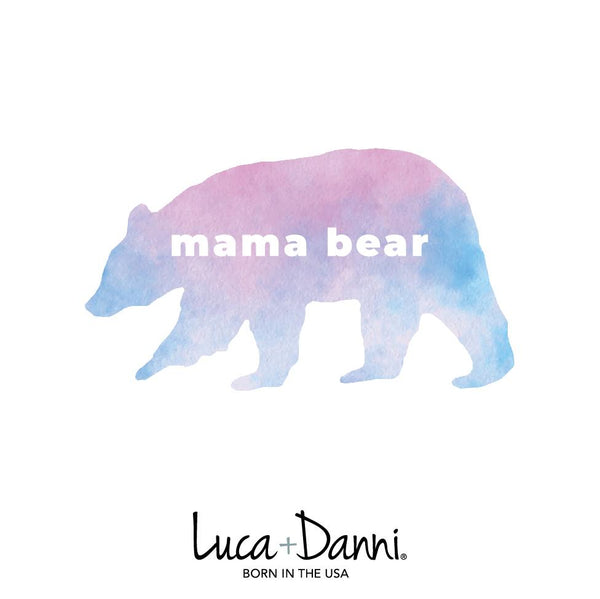 Luca + Danni Mama Bear Bangle Bracelet