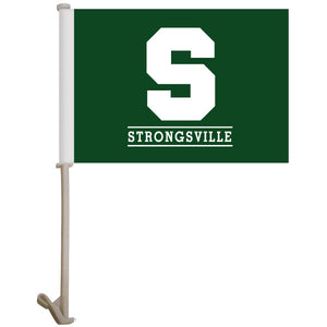 Strongsville Car Flag