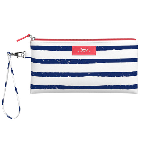 SCOUT Kate Wristlet in Ship Shape